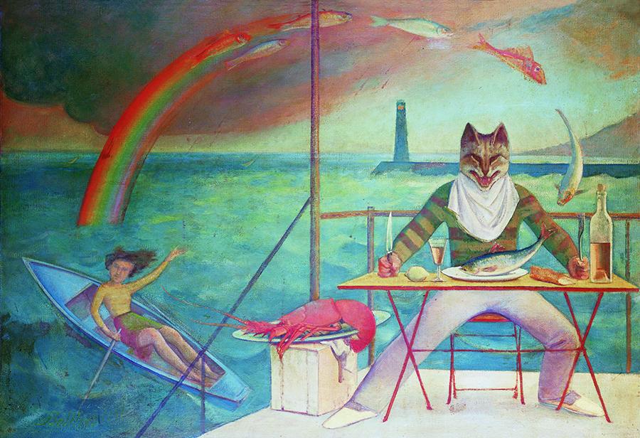 Balthus, król kotów